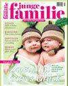 Cover Junge Familie mit Artikel zu Silverette Stillhütchen aus Silber